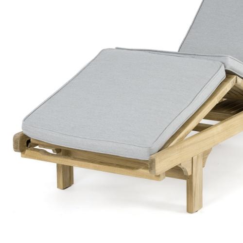 Sunbrella Lounger Cushion - Picture D