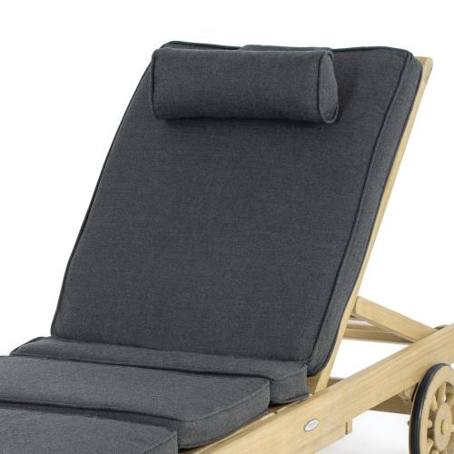 Sunbrella Lounger Cushion - Picture C