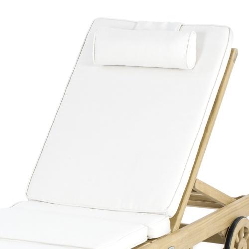 Sunbrella Lounger Cushion - Picture B