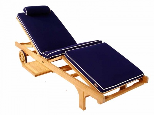 Sunbrella Lounger Cushion - Picture B