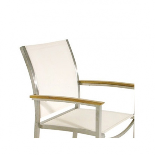 Gemini Armchair Sling Fabric - Picture A