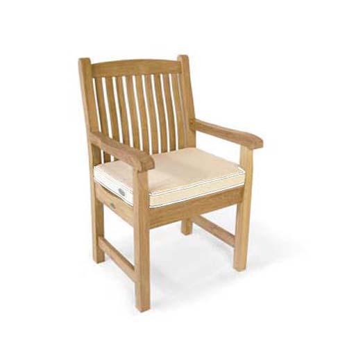 Sunbrella Arm Chair Cushion - Picture A