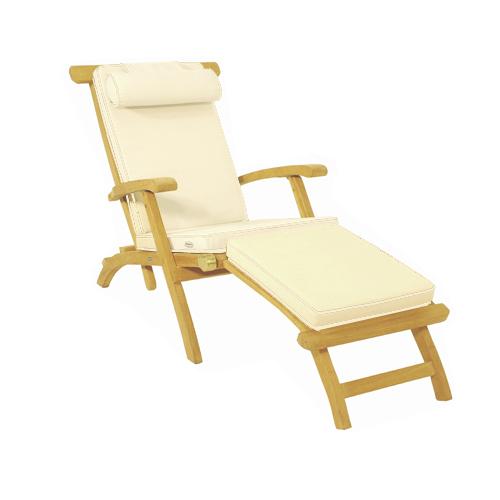 Sunbrella Steamer Cushion - Picture A