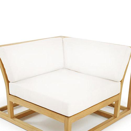 Maya Corner Cushion - Picture A