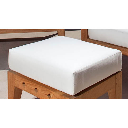 Craftsman Ottoman Cushion - Picture A