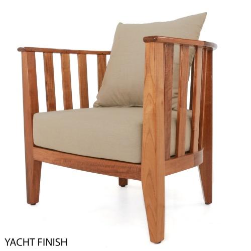 Kafelonia Club Chair Cushion - Picture C