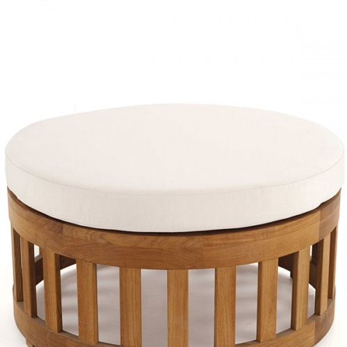 Kafelonia Coffee Table/Ottoman Cushion 36in - Picture C