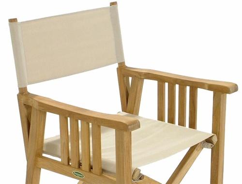 teak directors chair fabrics