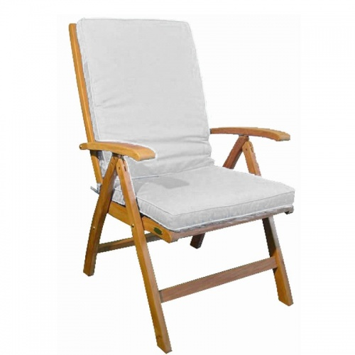 Recliner Seat & Back Cushion - Picture A