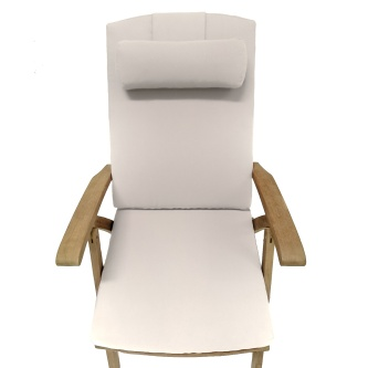 Recliner Cushion - SEAT & BACK