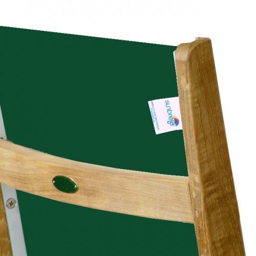 12580 Sunbrella Recliner Chair Fabric Canvas - Picture A