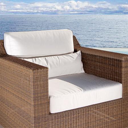 Malaga Armchair Cushion - Picture B