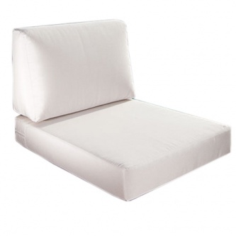 Malaga Slipper Chair Cushion