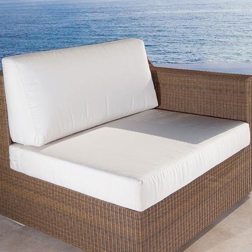 Malaga Left Side Sofa Cushion - Picture B