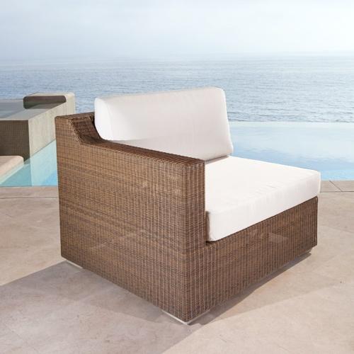 Malaga Right Side Sofa Cushion - Picture B