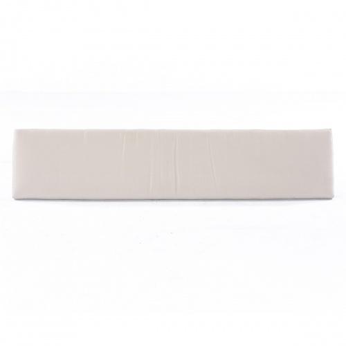5 ft Vogue Bench Cushion Canvas - Picture A