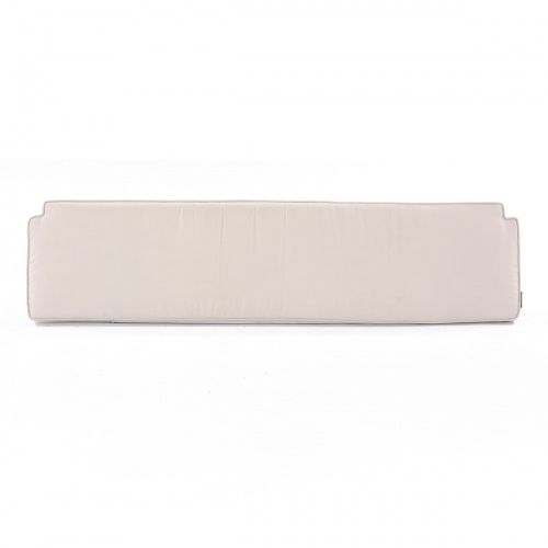 5 ft Vogue Bench Cushion Canvas - Picture B