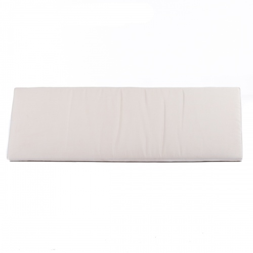 5 FT Laguna Backless Bench Cushion - Picture A