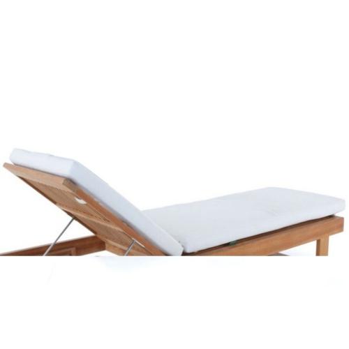 Horizon High Chaise Bench Cushion - Picture A