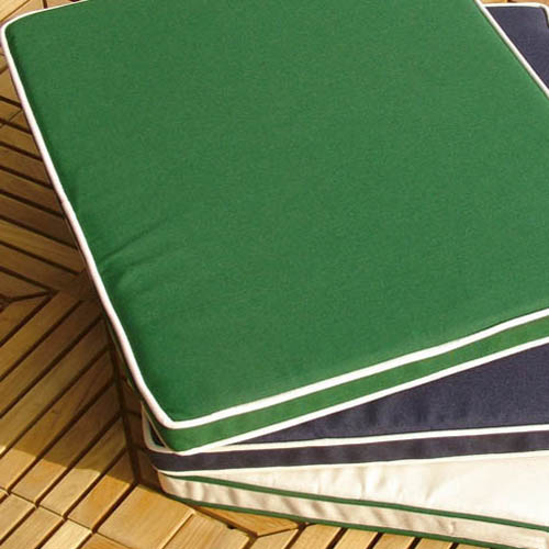 Barbuda Ottoman QDF Foam Core - Picture A