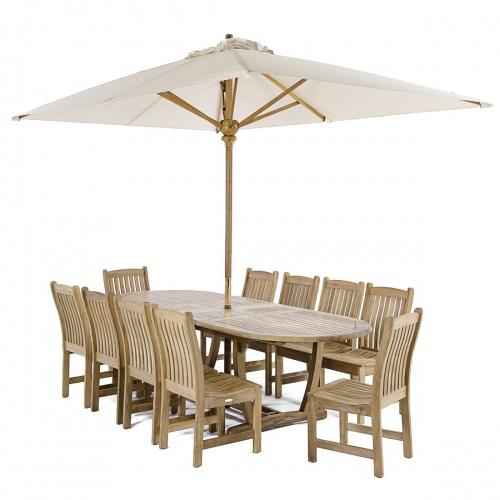 17640 - Sunbrella Umbrella Fabric - Picture C