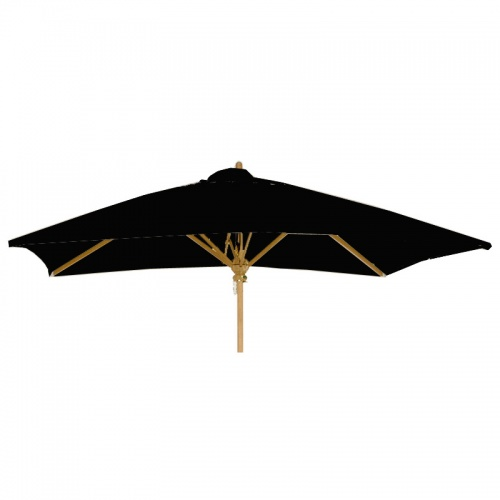 17640 - Umbrella Fabric - Black - Picture A