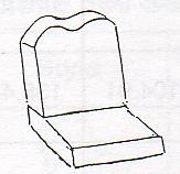 2-Pc Seat & Back Set Cushions - Picture A