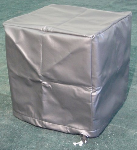Double Rack Round Table Cover - Picture A