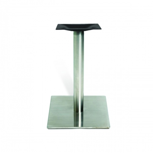 Stainless Steel Base for Table Tops - Picture A