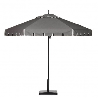 8ft Hexagonal Aluminum Umbrella