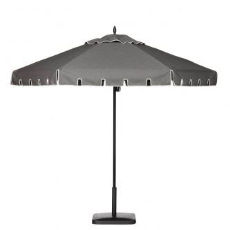 9ft Hexagonal Aluminum Umbrella