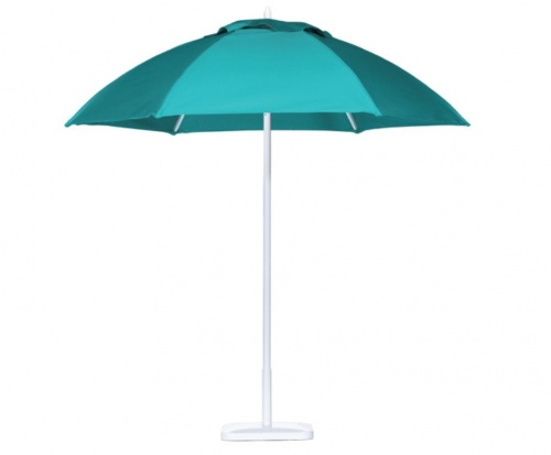 7ft 6 in Hexagon Aluminum Umbrella - Picture A