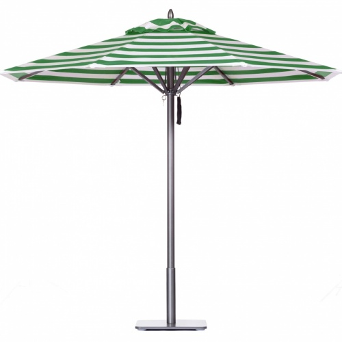 12ft Hexagon Aluminum XL Umbrella - Picture A