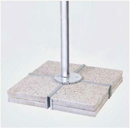 Paver base for Spectra S25 - Picture A