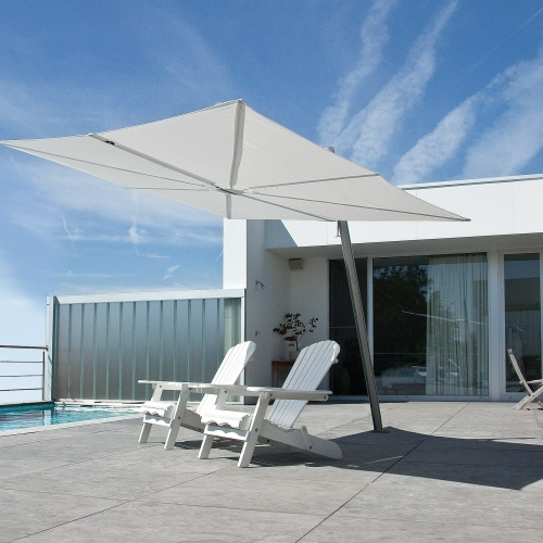 Cantilevered Umbrella - standalone - Picture M