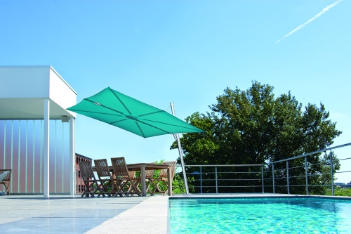 Cantilevered Umbrella - standalone - Picture D