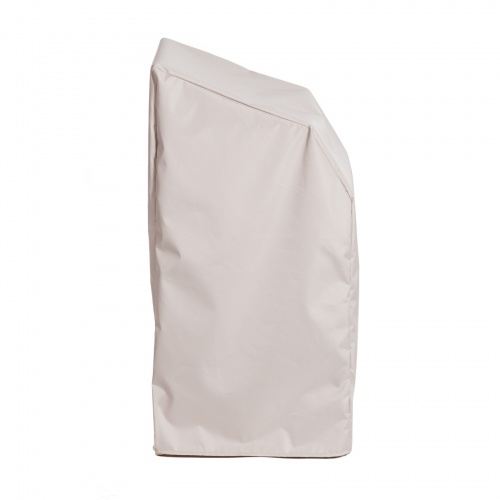 26W X 26D x 48H Bar Chair Cover Large - Picture B