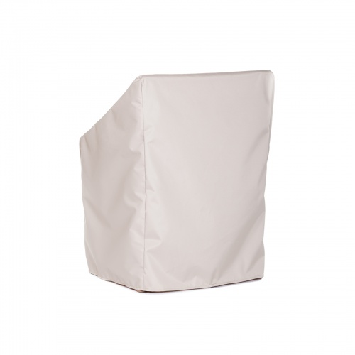 24W x 24D x 36H Dining Chair Cover - Picture B