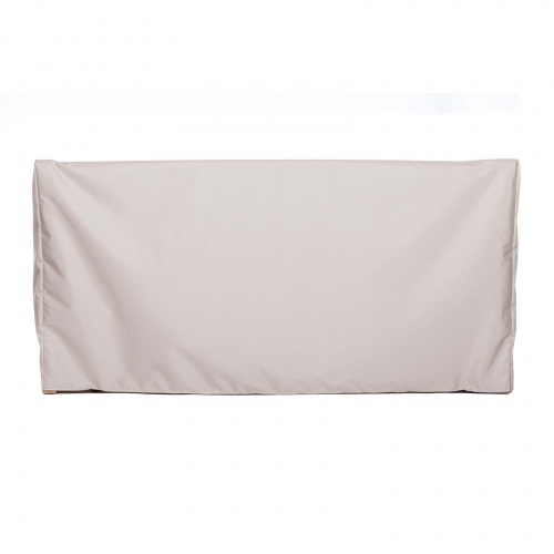 6FT Buckingham Backless Bench Cover - Picture C