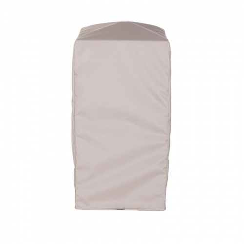 27L x 27W x 36H Clothes/Trash Bin Cover - Picture A