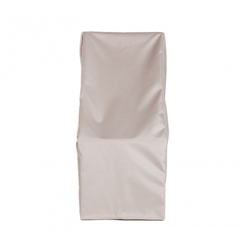 19.25W x 21.5D x 34.5H Dining Chair Cover - Picture C