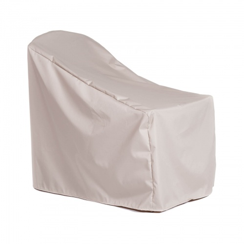 28H x 32D x 34W Lounge Chair With Arms Small Cover - Picture A