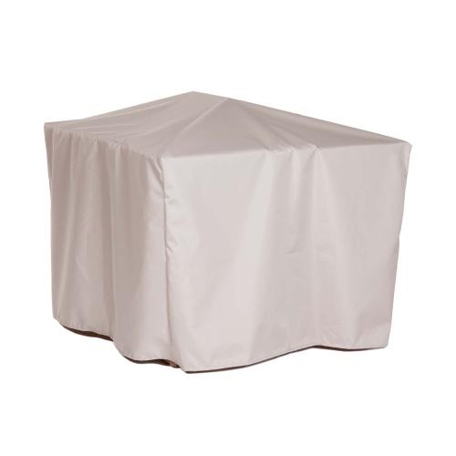 60L x  45W x 29.25H Barbuda Picnic Table Set Cover - Picture B
