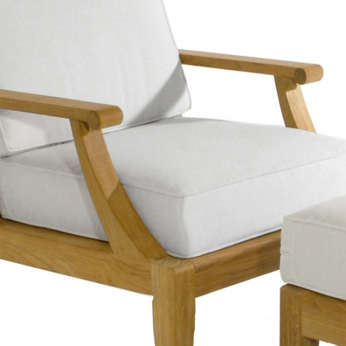 Laguna Armchair Cushion Seat Only - Picture A