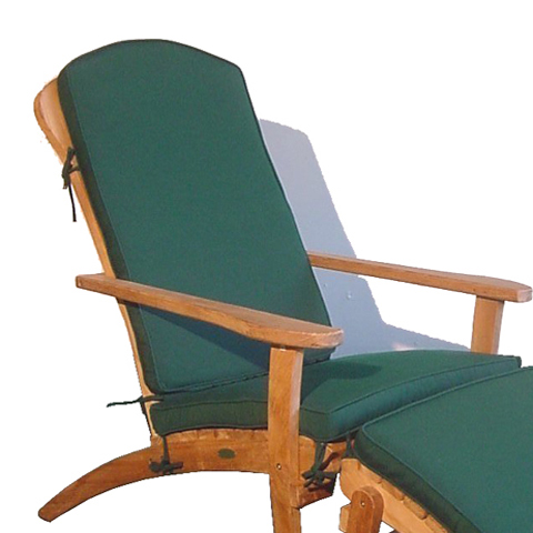 Adirondack Chair Cushion w/o footrest - Picture A