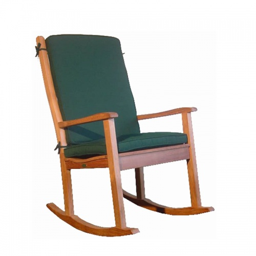 Veranda Rocking Chair Cushion - Picture A
