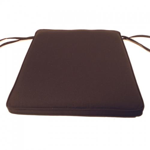 Teak Stackable Armchair Cushion - Picture A