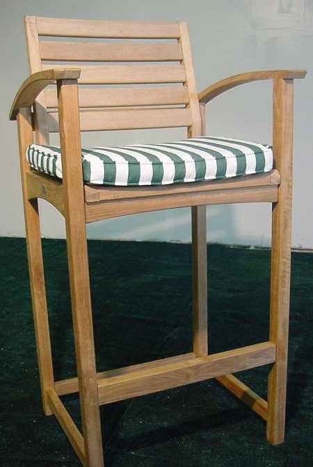 W2466PH Barstool Cushion - Picture A