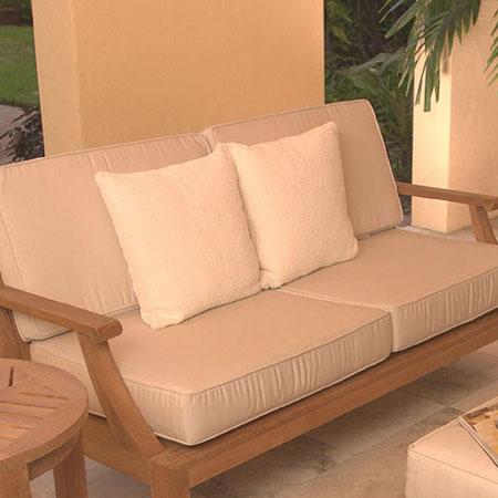 Laguna Sofa Cushion - Picture A