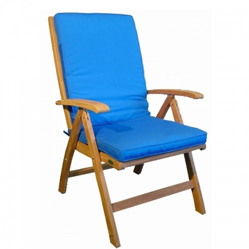 Reclining Chair Cushion - Picture A